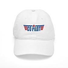 Co Pilot Wings Baseball Cap
