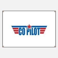Co Pilot Wings Banner