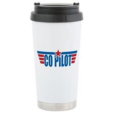 Co Pilot Wings Travel Mug
