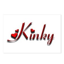 Kinky Gear Postcards (Package of 8)
