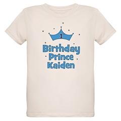 1st Birthday Prince Kaiden! T-Shirt