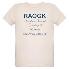 RAOGK Genealogy T-Shirt