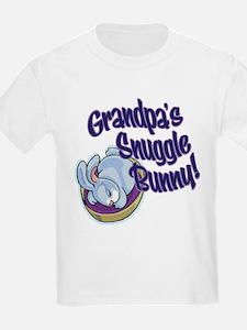 GRANDPA'S SNUGGLE BUNNY! T-Shirt