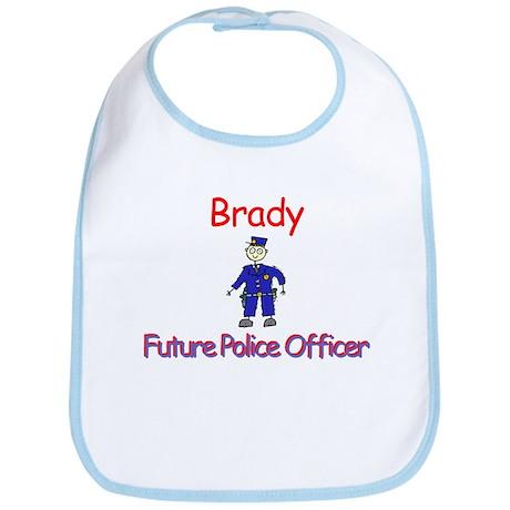 Brady - Future Police Bib