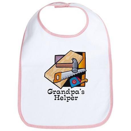 Grandpa's Helper (Carpentry) Bib