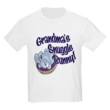 GRANDMA'S SNUGGLE BUNNY! T-Shirt