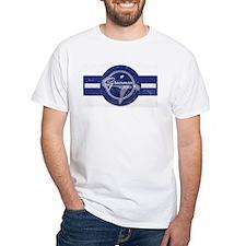 StarStripe_blue T-Shirt