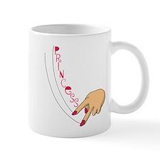 2-PrincessT Mugs
