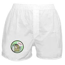 Santa Lost? Boxer Shorts
