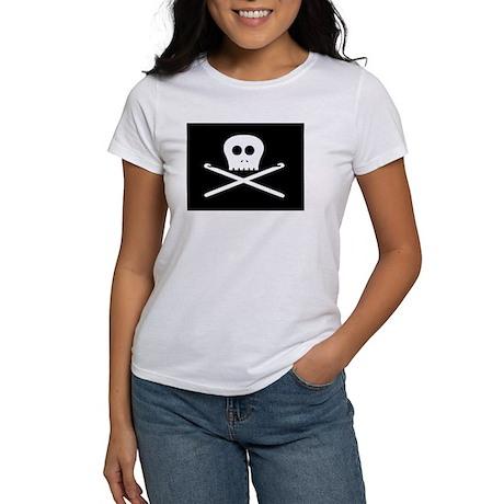 Craft Pirate Crochet Women's T-Shirt