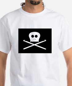 Craft Pirate Crochet Shirt