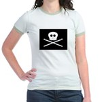 Craft Pirate Crochet Jr. Ringer T-Shirt
