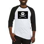 Craft Pirate Crochet Baseball Jersey