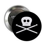 Craft Pirate Crochet Button