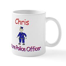 Chris - Future Police Mug