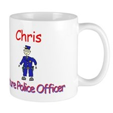 Chris - Future Police Mug