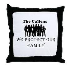 Cute Twilight rosalie Throw Pillow