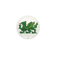 Midrealm Dragon Mini Button (100 pack)