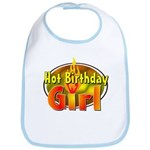 Birthday Girl Bib