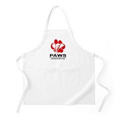Paws Logo - Apron