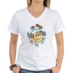 Twilight/Isle Esme Women's V-Neck T-Shirt