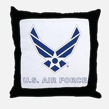 U.S. Air Force Throw Pillow