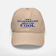 Bookkeeper Before Cool Baseball Baseball Cap