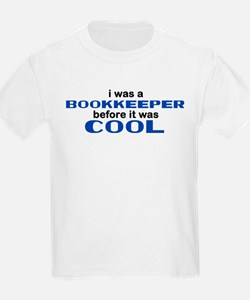Bookkeeper Before Cool T-Shirt