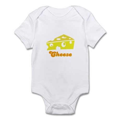 Cheese Infant Creeper
