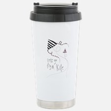 Lets go fly a kite Travel Mug