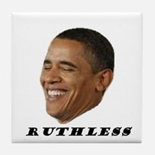 """Ruthless"" Tile Coaster"