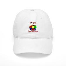 Teach Compassion Baseball Cap