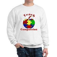 Teach Compassion Sweatshirt