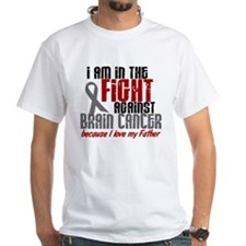 In The Fight FATHER Brain Cancer Shirt