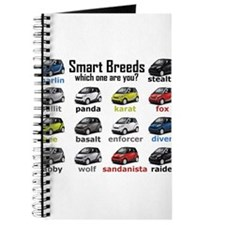 Cute Smart car Journal