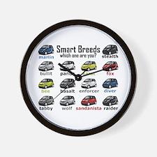 Unique Smart Wall Clock