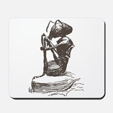 Contemplating Ant Mousepad
