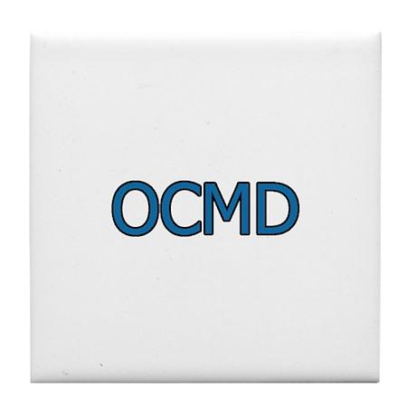 OCMD Tile Coaster