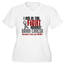 In The Fight MOTHER Brain Cancer T-Shirt