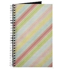 Classic Stripe Journal