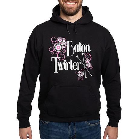 Baton Twirler Hoodie (dark)