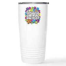 Groovy Twirler Travel Mug