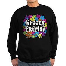 Groovy Twirler Sweatshirt