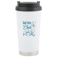 Baton Twirler Coach Travel Mug