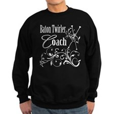 Baton Twirler Coach Sweatshirt