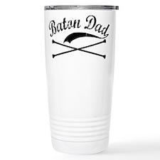 Baton Dad Travel Mug