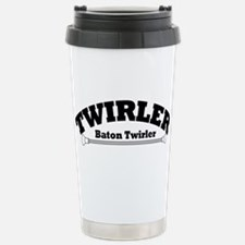 TWIRLER Stainless Steel Travel Mug