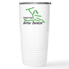 Cometition Baton Twirler Travel Mug