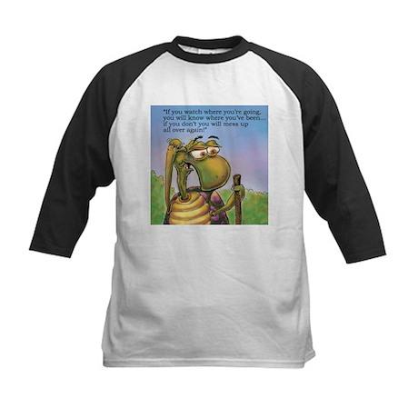 Tortoise Kids Baseball Jersey