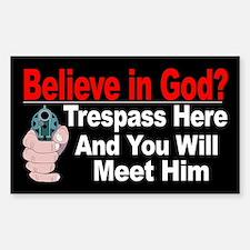 Believe in God?